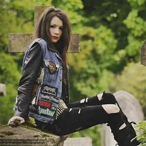 Thrash Metal Fashion Girl | www.pixshark.com - Images ...