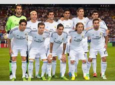 Real Madrid CF 20132014 Season Preview Managing Madrid
