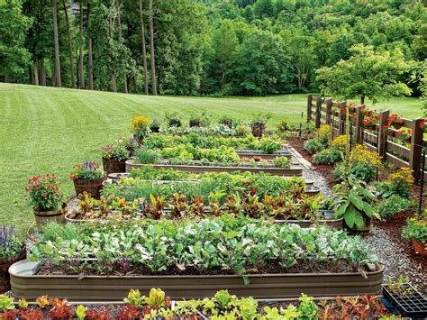 Kitchen Garden by How To Keep Your Garden Growing All Summer Southern