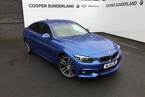 Bmw Série 4 M Sport : used 2018 bmw 4 series 420d 190 m sport 5dr auto professional media for sale in tyne and ~ Medecine-chirurgie-esthetiques.com Avis de Voitures