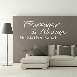 Wall stickers quotes a quote world