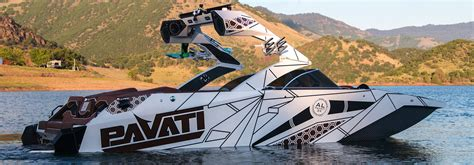 Pavati Ski Boats Price by Pavati 100 Aluminum Surfing Wakeboarding Boats