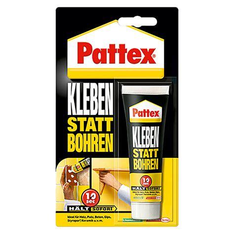 pattex montage kleber kleben statt bohren 50 g bauhaus 214 sterreich