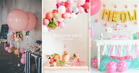 25 birthday party decoration ideas you need for a truly