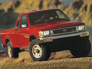 1994 Toyota Pickup Overview