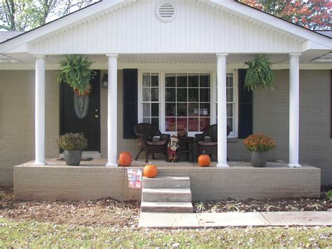 Front Porch Ideas For Small Inspirations With Charming