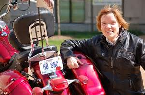 Women Motorcyclists On The