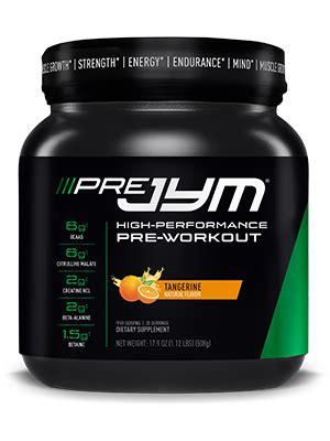 Amazon.com: Pre JYM Pre Workout Powder - BCAAs, Creatine