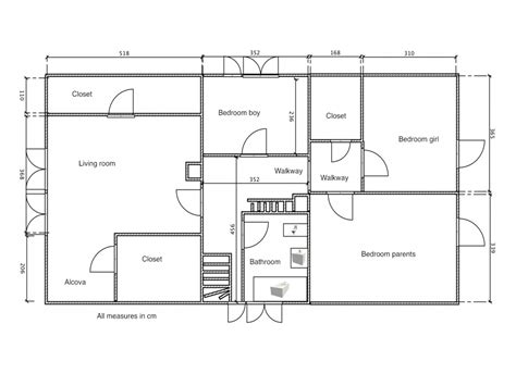Home Design Dimensions architectural floor plans architectural floor plans with
