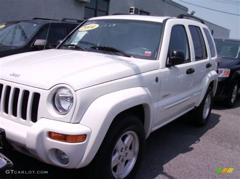 liberty jeep 2004 2004 stone white jeep liberty limited 4x4 52149974