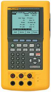 other instruments particle measuring technique co ltd With fluke documenting process calibrator