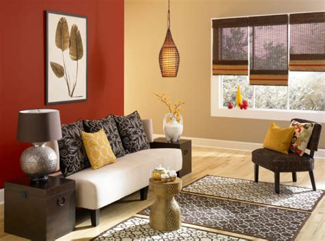 colorfully behr color of the month and spicy
