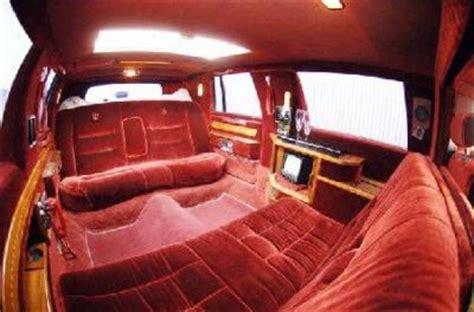 interieur lincoln limousine les plus belles limousines