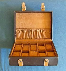 Coffret Rangement Montre : coffret boite rangement montres 10 montres spirit of st louis chrono shop ~ Teatrodelosmanantiales.com Idées de Décoration