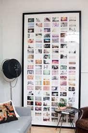 bildergebnis fuer bilderrahmen fuer viele fotos interieur