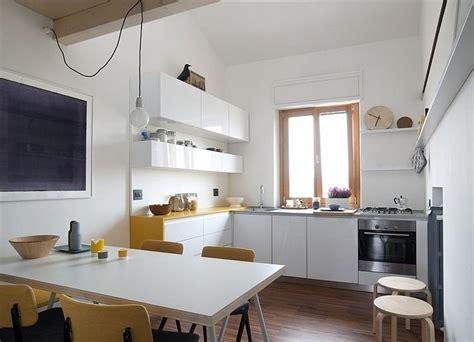 einrichten und design skandinavisches design f 252 r einrichten und wohnen auf kleinstem raum k 252 che living maisonette