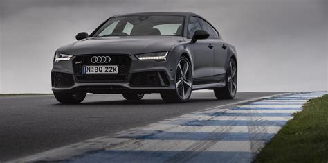 audi rs sportback review  caradvice