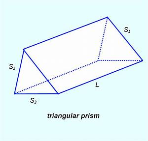 surface area of the triangular prism