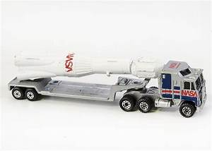 Pre-Production Matchbox Convoy Resin CY-2 Kenworth NASA ...