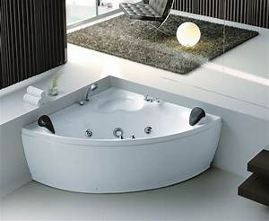 2 person corner whirlpool bath corner whirlpool tub With consideration in buying suitable two person bathtub