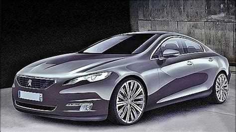 2015 Peugeot 501 Coupe Saloon