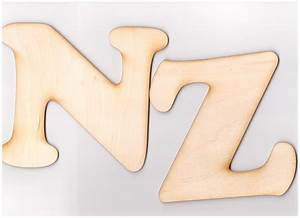 20cm plain wooden letter letters wooden letters names for Plain wooden letters