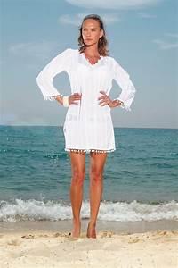 Tenue De Plage Chic : robe et tunique de plage ~ Nature-et-papiers.com Idées de Décoration