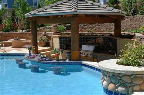 Pool Bar by 15 Awesome Pool Bar Design Ideas House Ideas Pool Bar