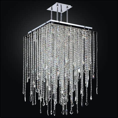 Kronleuchter Modern Kristall by Square Chandelier Cityscape 598m Glow 174 Lighting