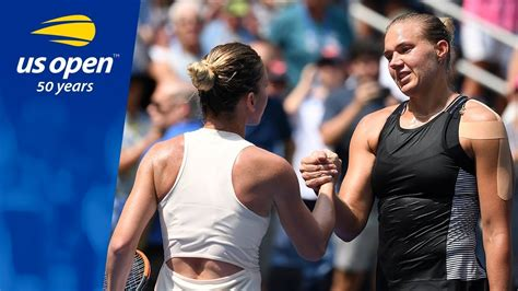 US Open 2018: Simona Halep knocked out by Kaia Kanepi in first round - BBC Sport