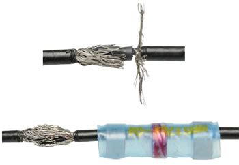 como empalmar cables