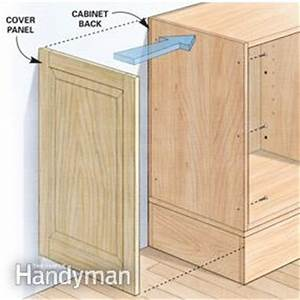 Shortcuts for Custom Built-In Cabinets — The Family Handyman