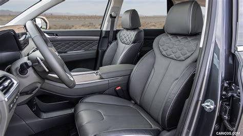 hyundai palisade interior front seats hd