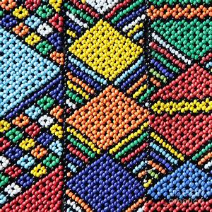 African Beadwork 2 Photograph by Neil Overy