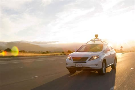 Interested In A $20anhour Job 'driving' A Google Self
