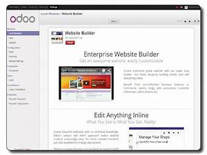 odoo from erp to crm ecommerce to cms turnkey gnu linux With odoo website builder documentation