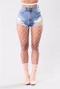 Express Jeans Size Chart Madelyne Diamond Fishnets Tights White