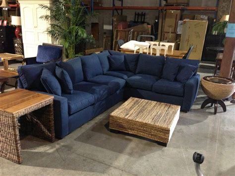 living room chaise blue sectional sofa with chaise cleanupflorida 1826