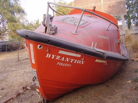 Fishing For Life Boat Auction by Solas Approved Pilot Life Boat For Sale By Inca Maritime