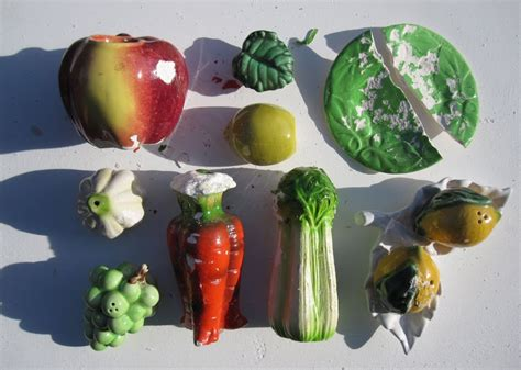 When we eat vegetables, on the other hand, we're eating the plant itself or some of its parts, like roots, stems, or leaves. Ceramic Fruit + Veg Finds | Hannah Tofts Creation