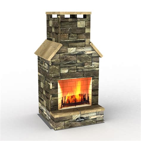 superior gas   outdoor vent  fireplace vre
