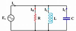 Parallel Rlc Circuit  Analysis  U0026 Example Problems