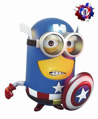 Minions Minion Superheroes Pitufos Photoshop Decoracion Stickers