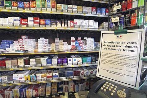 bureau de tabac prix prix des cigarettes les fumeurs ont touss 233 lundi