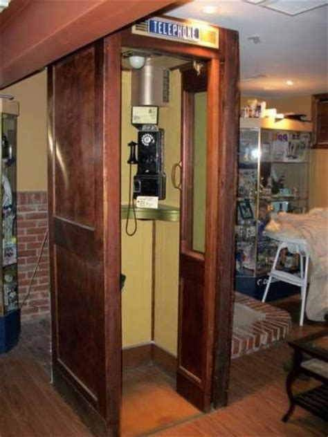 usedphoneboothsforsale antiquephone booth  mint