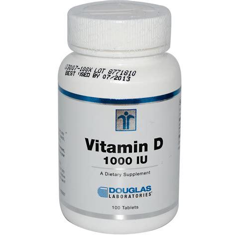 vitamin d l reviews douglas laboratories vitamin d 1000 iu 100 tablets