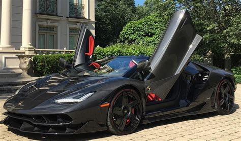 lamborghini centenario roadster  canada delivered