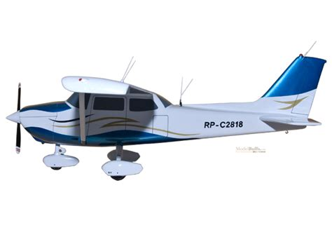 Cessna 172 M Model Private & Civilian $19450 Modelbuffs
