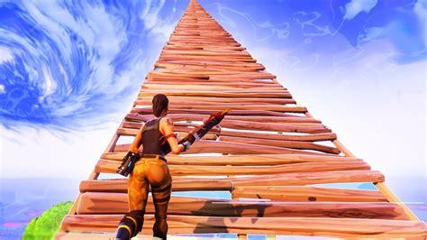 building  sky fortress fortnite battle royale epic