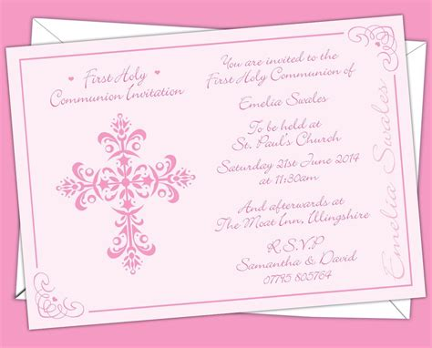 invitation communion gratuite 224 imprimer chatterzoom - Modele Carte D Invitation Communion Gratuite Imprimer